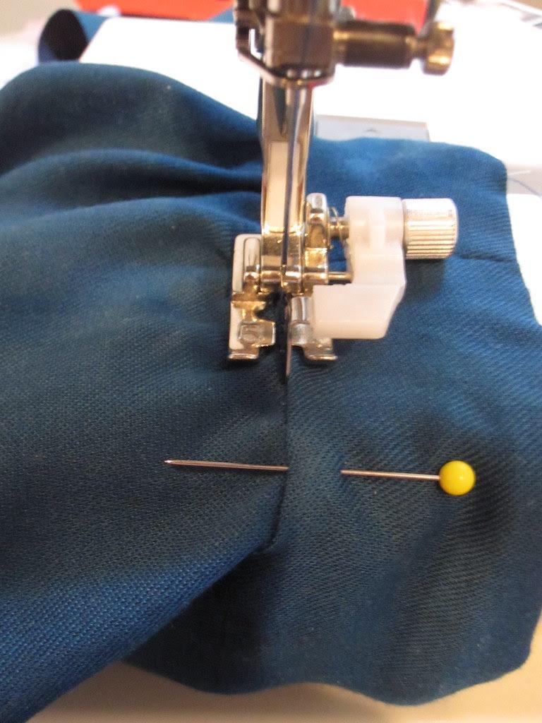 Stitch in the Ditch