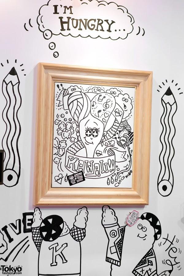 Japanese Artist Choco Moo (5)