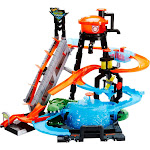 Hot Wheels - City Ultimate Gator Car Wash Play Set