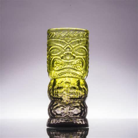 Handmade OG Glass Tiki Mug   $38   Andrew Iannazzi