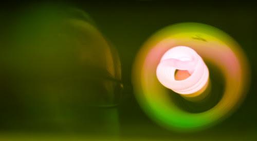 Reflejo en una pompa de jabón (365-178)