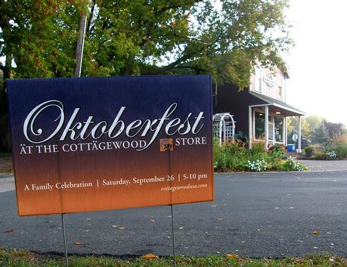 Octoberfest in September