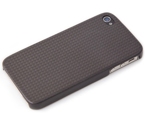 100% carbon fiber case for iPhone 4/4S and 5