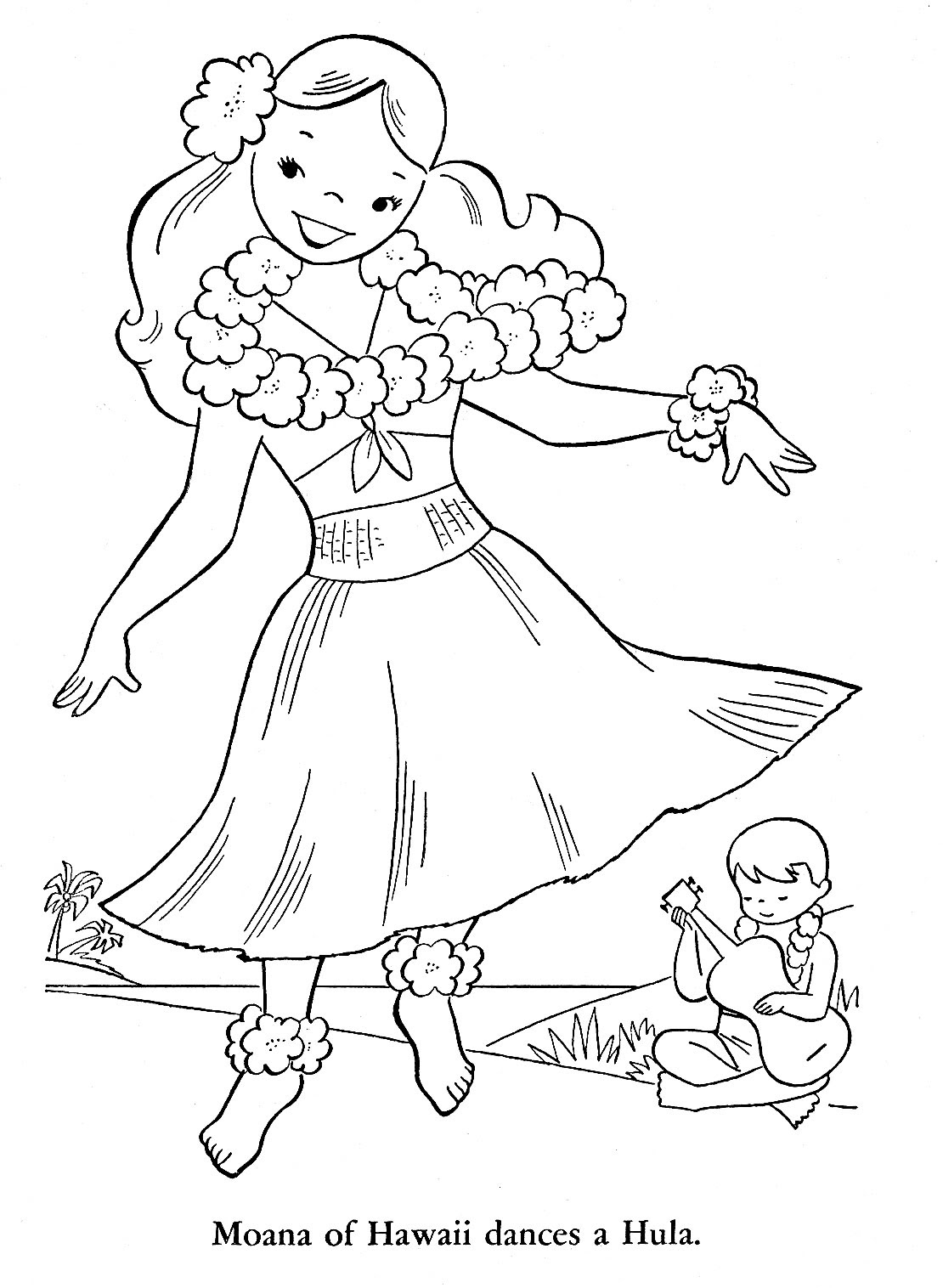 Free Adult Coloring Pages From Hawai'i Artists (and Our Magazine ... | 1516x1110