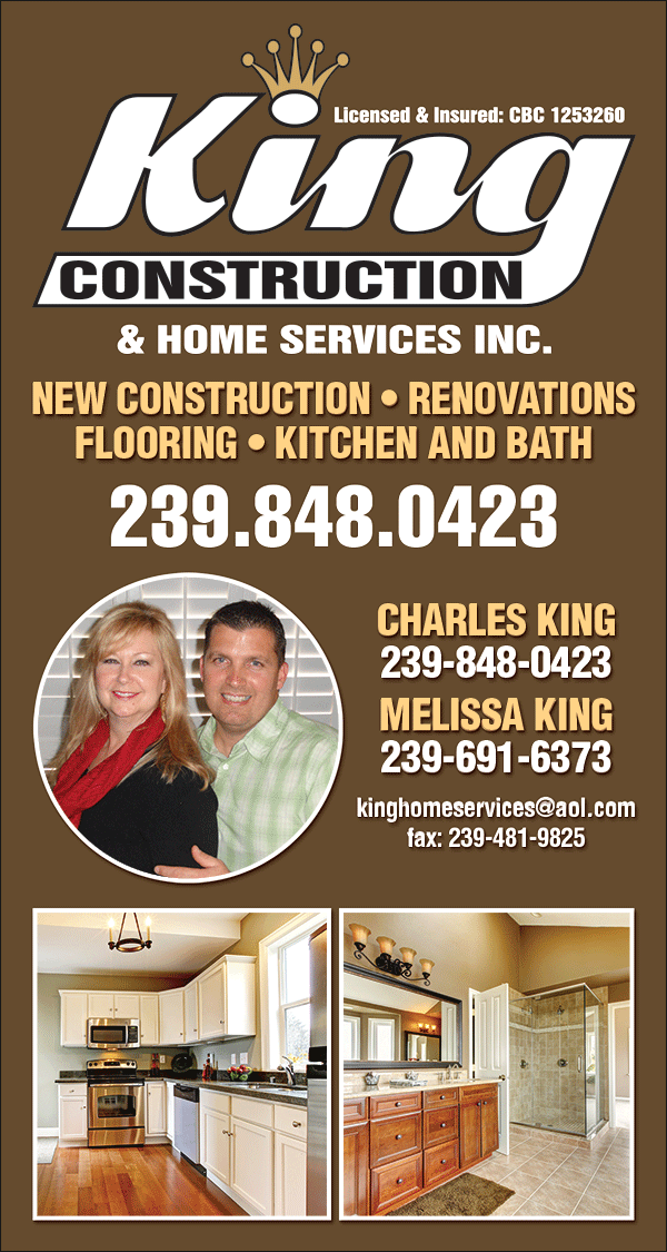 Christians In Business King Construction And Home Services Inc