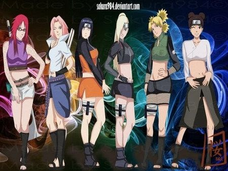 Sexy Naruto Characters images (#Hot 2020)