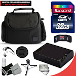 ESSENTIAL Accessory kit for Nikon D5500 D5300 D5200 D5100 D3300 D3200 D3100 P...