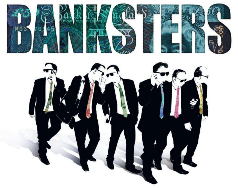 Αποτέλεσμα εικόνας για BANKSTERS