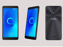Alcatel 3C goes official with 6-inch 18:9 HD+ display, Android Nougat - Gizbot