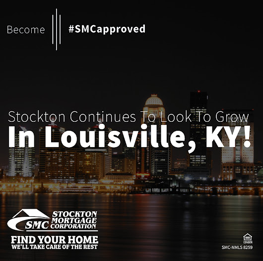 Stockton continues to look to grow in Louisville, KY!