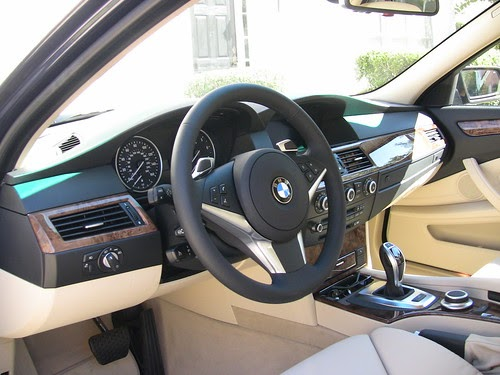 Bmw Gallery Bmw 535i 2008 E60 Facelift Interior