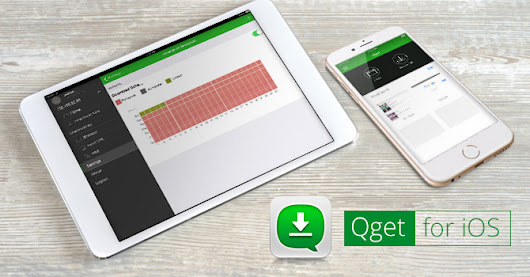 QNAP Releases Qget iOS App for Remote Download Management on QNAP NAS