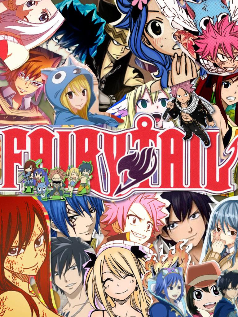 Anime Fairy Tail Wallpapers Images On O