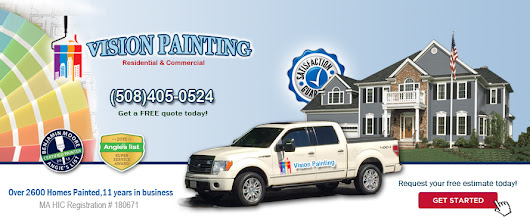 Painting contractor Arlington,house painters Arlington MA,interior exterior painting Arlington MA – Vision Painting