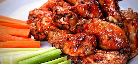 BBQ Root Beer Chicken Wings