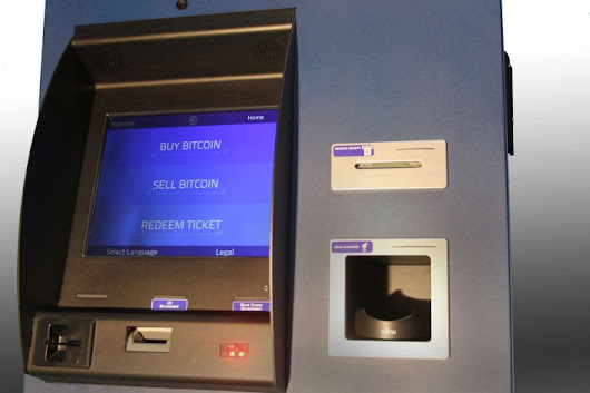 California to get its first Bitcoin ATM Thursday