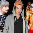 Brave-faced Taylor Swift emerges since break-up with Harry Styles... as the identity of One Direction star's sexy hot tub blonde is revealed