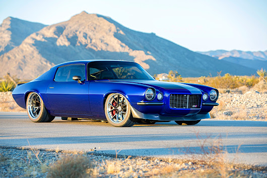 A ZR1-Inspired 1971 Camaro Built To Drive - Hot Rod Network