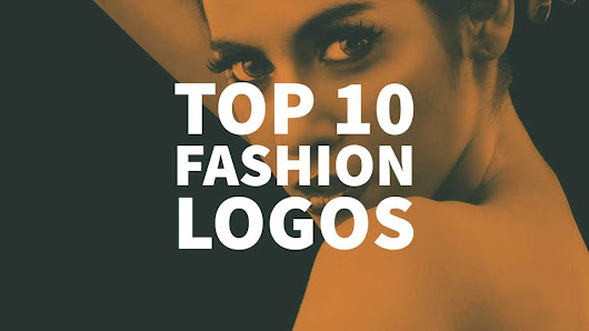 Top 10 Fashion Logos - The Best Clothing Brand Design