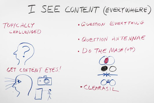 I See Content Everywhere - Whiteboard Friday