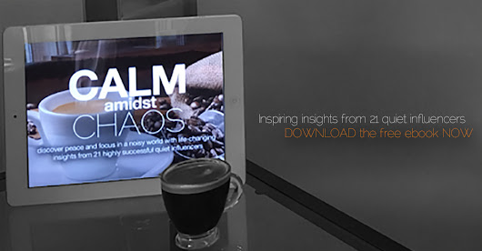 FREE EBOOK: Find Calm Among the Chaos