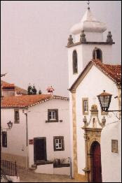 Typical   Marvão street