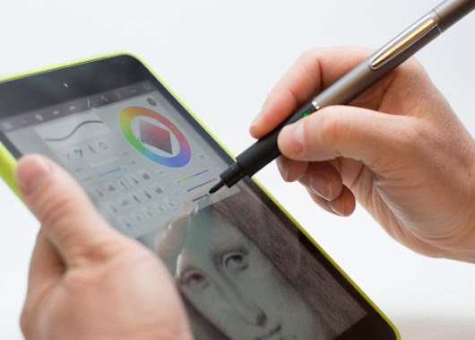 DotPen – the stylus for everybody  | The Red Ferret Journal