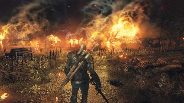 Campo alegre e calmo ... não neste universo. - Mundo do jogo - The Witcher 3: Wild Hunt (em breve) - Guia do Jogo e Passo a passo