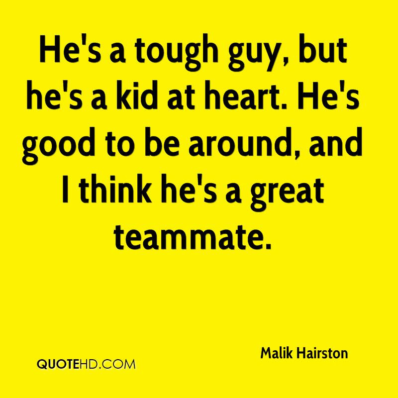 Malik Hairston Quotes Quotehd