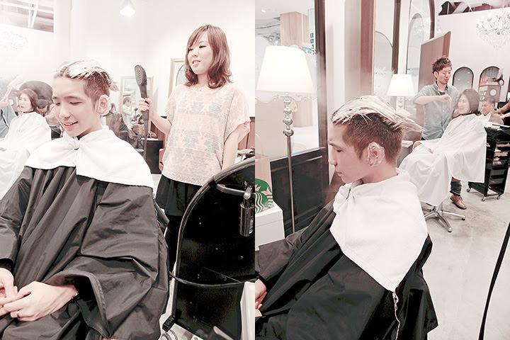 doing hair typicalben