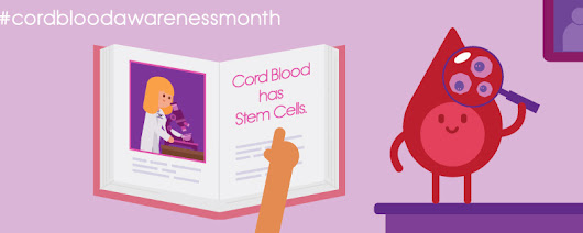 National Cord Blood Awareness Month | CBR Blog