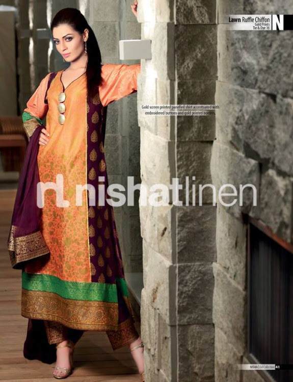 Nisha-New-Eid-Lawn-Summer-Lawn-Prints-Suits-Latest-Collection-2013-by-Nishat-Linen-4