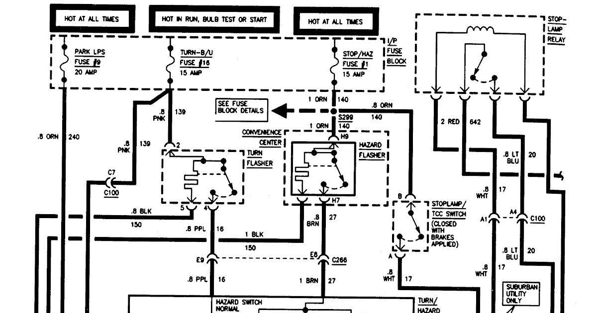 Gmc Safari Wiring Diagram / 1997 Gmc Safari Wiring