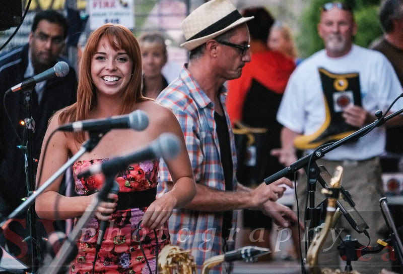 SVPhotography.ca: Thurs Evening Streetfest &emdash; Beaches International Jazz Festival