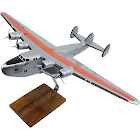 High Flying Models Boeing B-314 Dixie Clipper Pan American Airways Limited Edition Large Mahogany Model