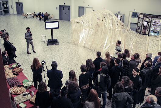 ACTLAB INAUGURATES WEAVING ENCLOSURE