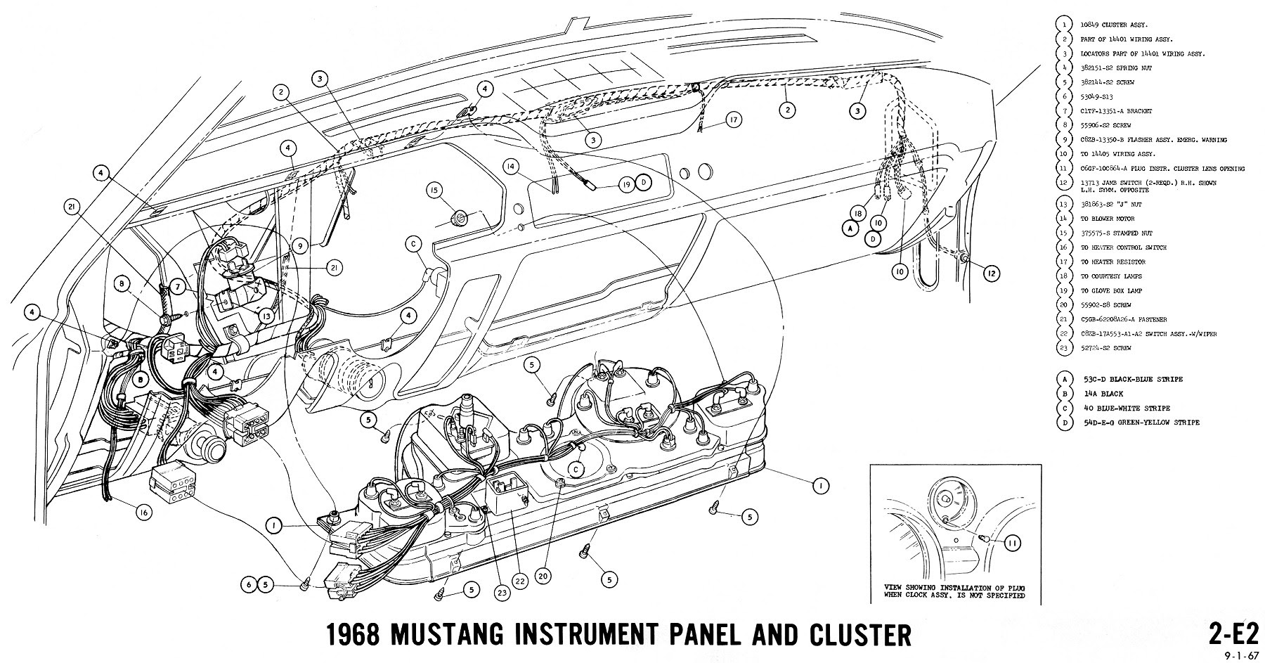 1969 Mustang Headlight Wiring Diagrams Electrical Plan Blueprint Pictures For Wiring Diagram Schematics