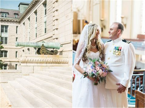 Annapolis Naval Academy Chapel Wedding
