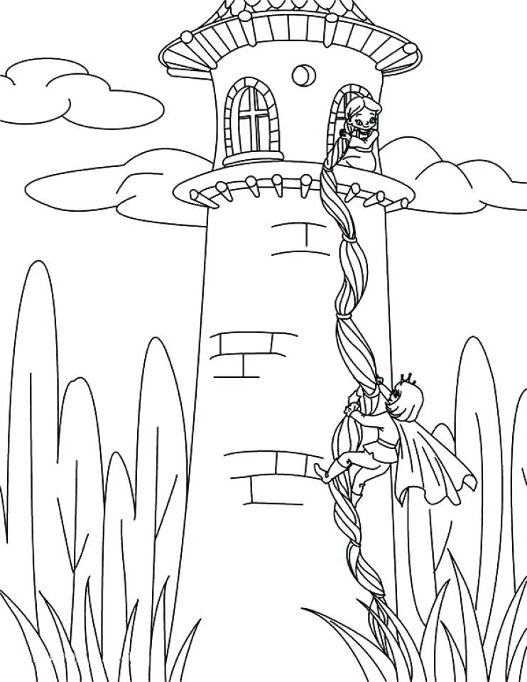Rapunzel Tangled Drawing At Getdrawingscom Free For Personal Use