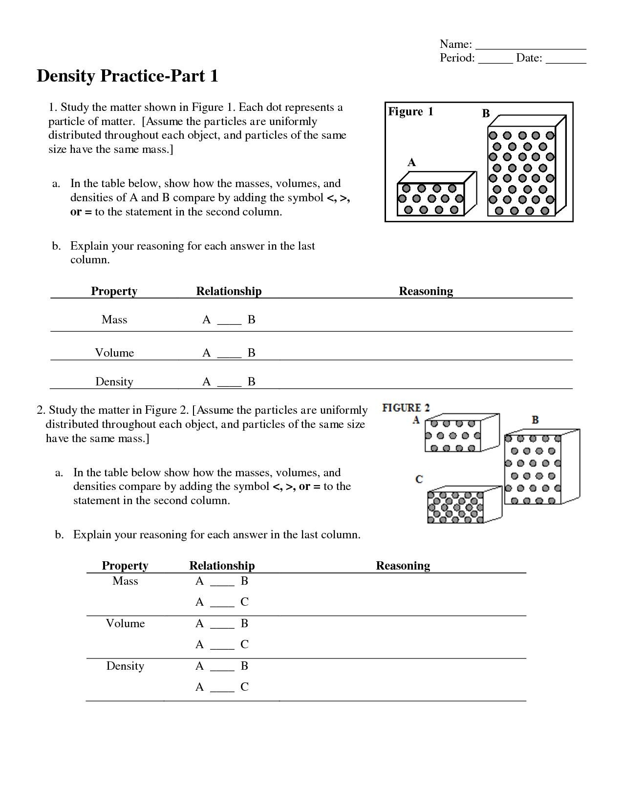 31 Chemistry Specific Heat Worksheet Answers - Worksheet ...