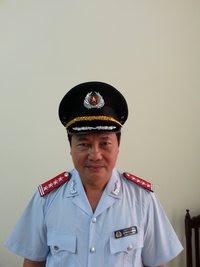 đồng phục thanh tra