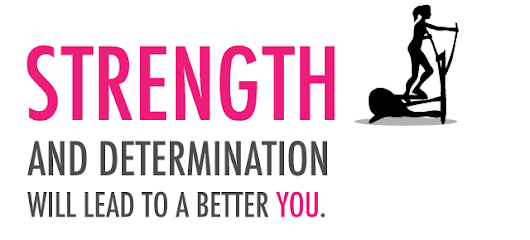 Strength and determination will lead to a better you - The Oatmeal