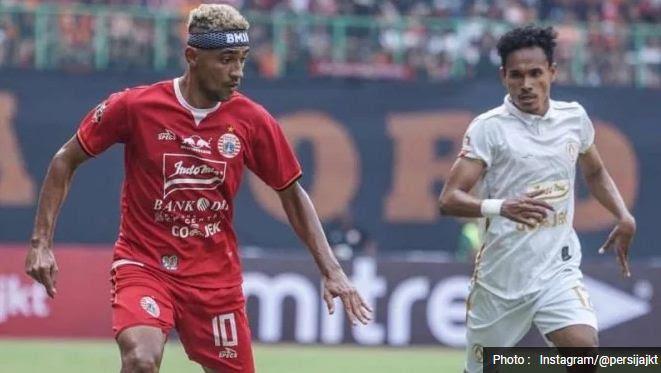Persija Jakarta vs PSS Sleman