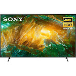 "Sony 65"" Smart 4K UHD HDR TV (XBR65X800H)"