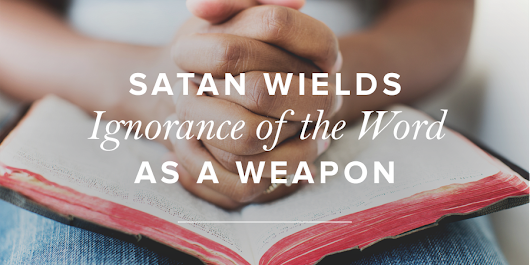Satan Wields Ignorance of the Word as a Weapon | Revive Our Hearts