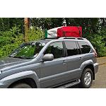 Vamos 14 cu ft Car Top Cargo Bag by Kanga