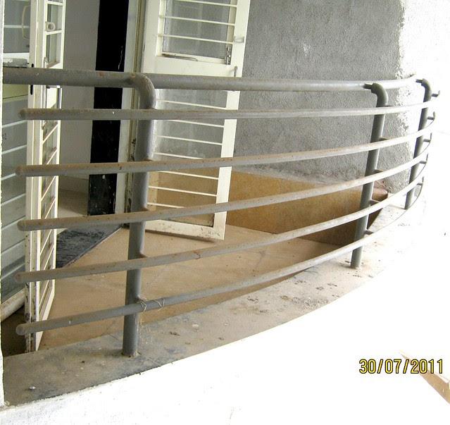 """Terrace of Ready Possession Flat No. J 1001 in Pethkar Projects' """"Balwantpuram Samrajya"""", at Shivtirthnagar, Paud Road, Kothrud - Pune 411 038"""