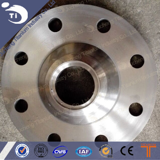China DN80 PN16 Customed Titanium Flange Manufacturers, Suppliers, Factory, Wholesale - Products - Baoji Jucheng Titanium Industry Co.,Ltd