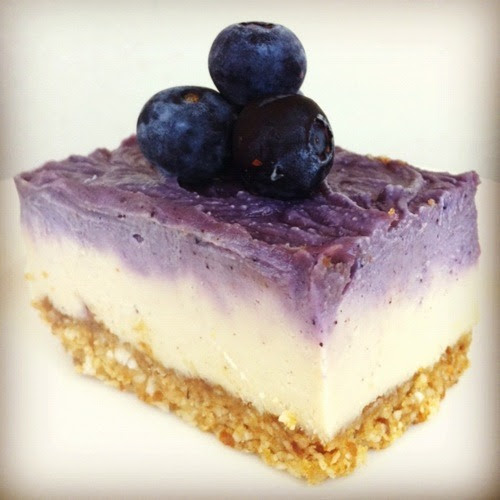 Deliciously Raw Blueberry Recipes