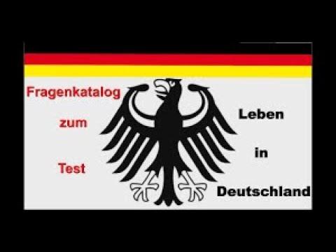 Fragenkatalog zum Test Leben in Deutschland 41-50